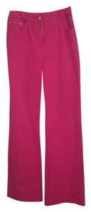 St. John Relaxed Pants Pink