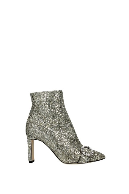 Item - Gold Ankle Hanover Women Boots/Booties Size EU 37.5 (Approx. US 7.5) Regular (M, B)