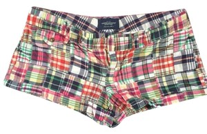 American Eagle Outfitters Mini/Short Shorts Plaid