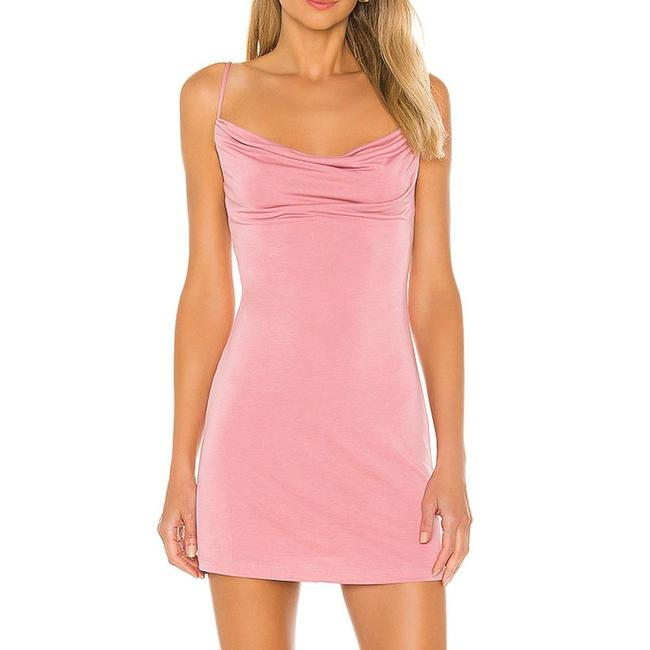 Item - Pink Carmen In Rose Womens Small Night Out Dress Size 4 (S)