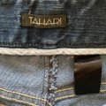 Tahari Blue Medium Wash Boot Cut Jeans Size 4 (S, 27) Tahari Blue Medium Wash Boot Cut Jeans Size 4 (S, 27) Image 5