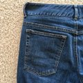 Tahari Blue Medium Wash Boot Cut Jeans Size 4 (S, 27) Tahari Blue Medium Wash Boot Cut Jeans Size 4 (S, 27) Image 7