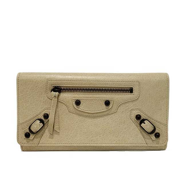 Item - Cream Women's Continental City Leather Wallet