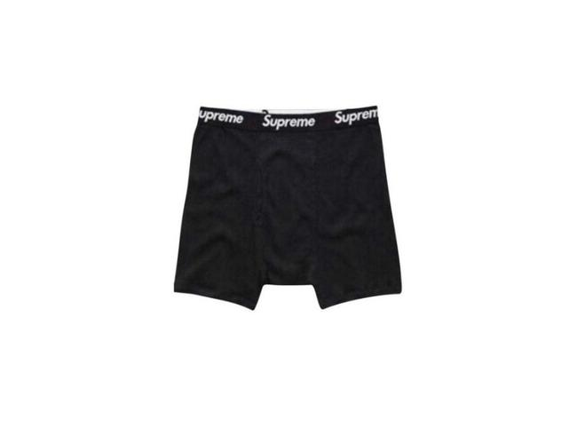Item - Black Briefs One Pair Never Worn Mens Medium No Bag Or Sticker Instant Classic Iconic Activewear Sportswear Size 10 (M)