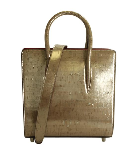 Item - Small Paloma 2- Way (192597) Brown Leather Tote