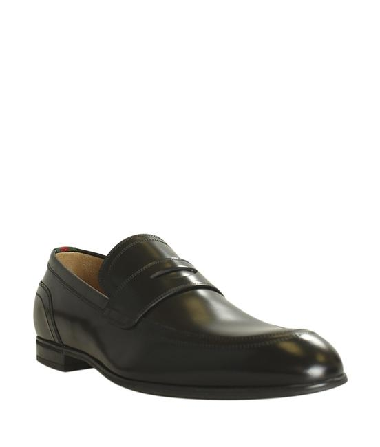 Item - Black 429212 Leather Loafersx (192424) Formal Shoes Size US 5 Regular (M, B)