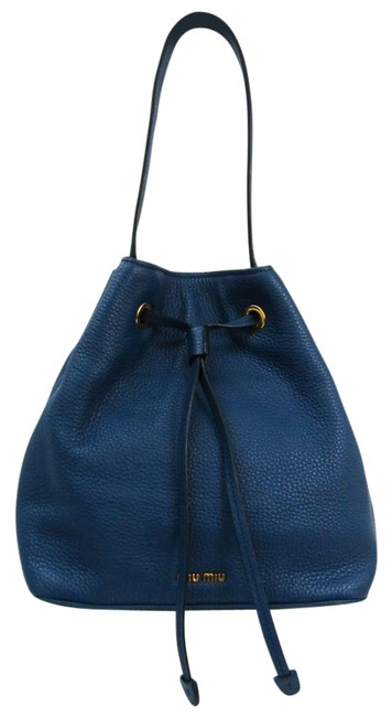 Item - Bag Women's Royal Blue Leather Tote