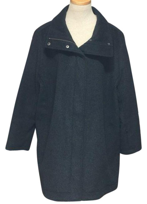 Item - Gray Campbell Water Resistant Coat Size 16 (XL, Plus 0x)
