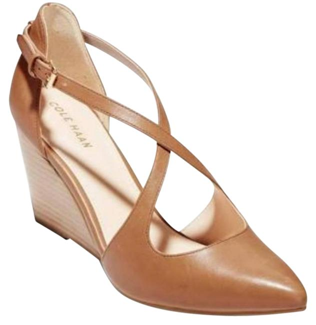 Item - Tan Emberlee Wedges Size US 9 Regular (M, B)