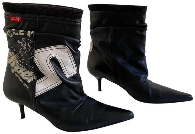 Item - Black Ankle Boots/Booties Size US 9 Regular (M, B)