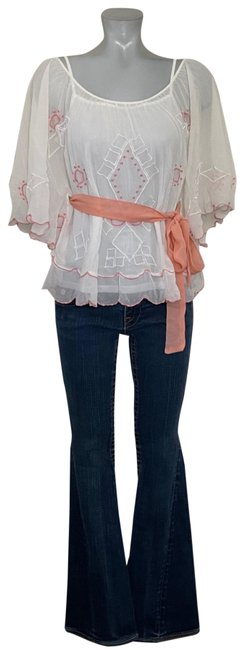 Item - Embroidered Blouse Size 12 (L)