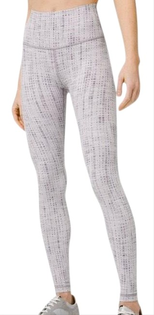 Item - Moonphase Silver Wunder Under High-rise 7/8 Tight Luxtreme 25 Activewear Bottoms Size 8 (M)