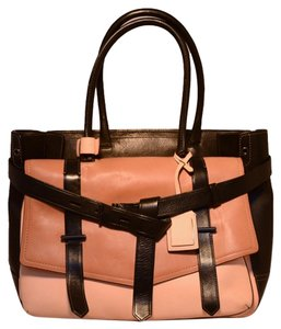 Reed Krakoff Tote in black and tan