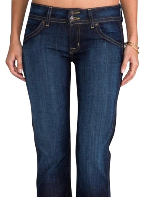 Item - Dark Rinse Collins Boot Cut Jeans Size 6 (S, 28)