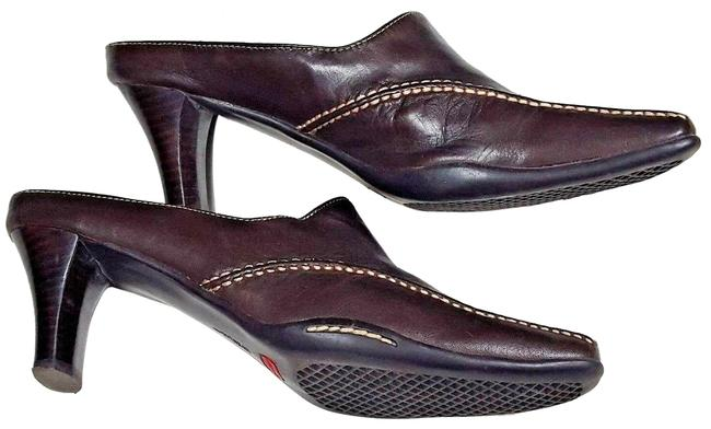 Item - Brown Gently Used. In Great Pre-owned Condition. Note Pics For Details Platforms Size US 10 Regular (M, B)