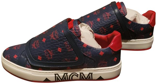Item - Blue and Red Visetos Sneakers Size EU 36 (Approx. US 6) Regular (M, B)