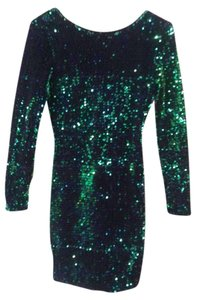 Society of Chic Sequin Dress