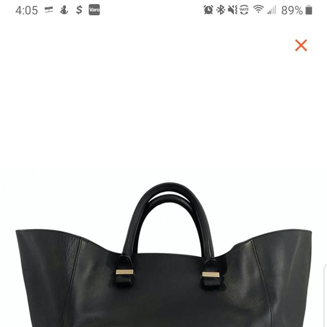 Item - Very Good Condition Lambskin Leather Tote