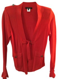 Nanette Lepore Red/ Orange Blazer