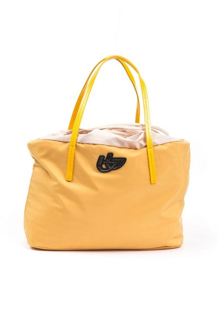 Item - Handbag Yellow Patent Leather Satchel