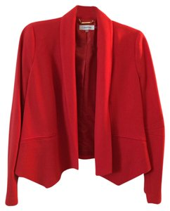 Calvin Klein Red/Orange Blazer