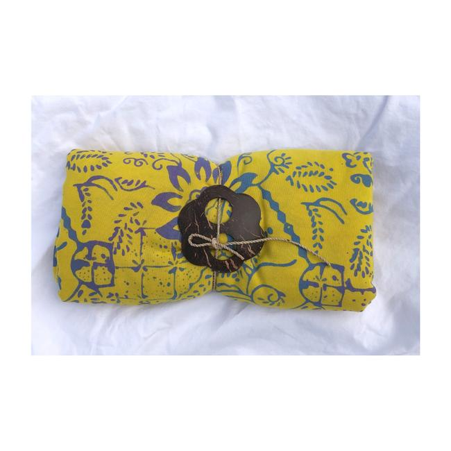 Item - Yellow Boho Cover-up/Sarong Size OS (one size)