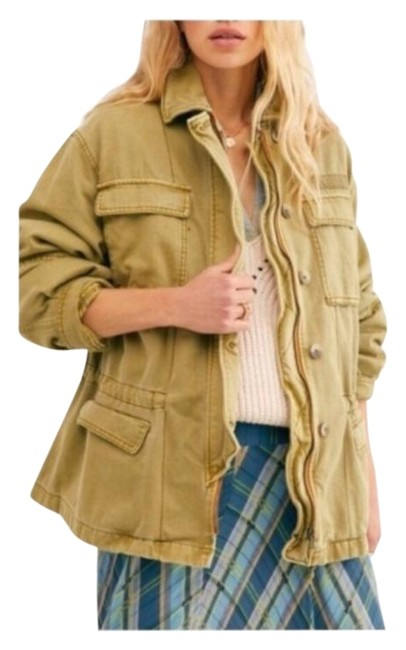 Item - Green The Day Utility Jacket Size 0 (XS)