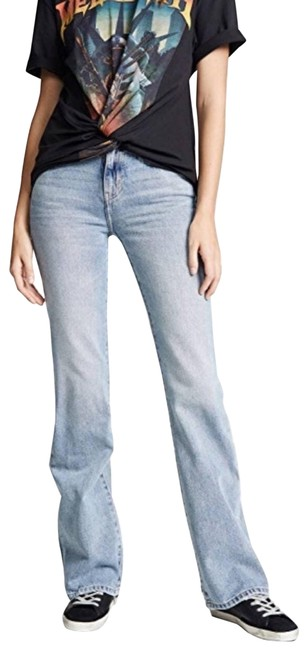 Item - Blue  The Jarvis In Hartley Flare Leg Jeans Size 26 (2, XS)