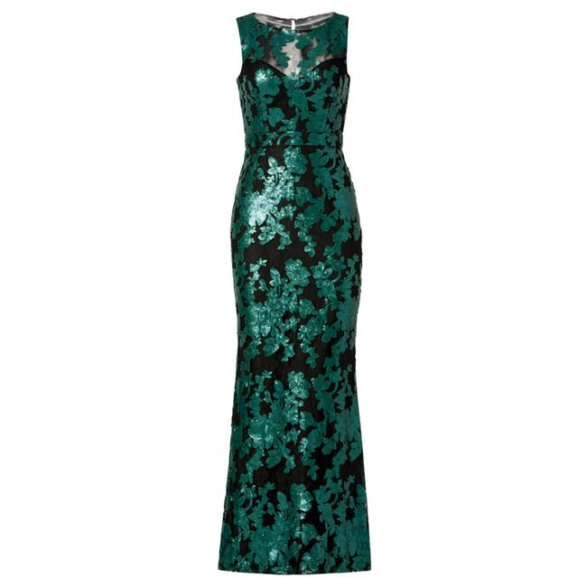Item - Green • Ivy Long Night Out Dress Size 2 (XS)