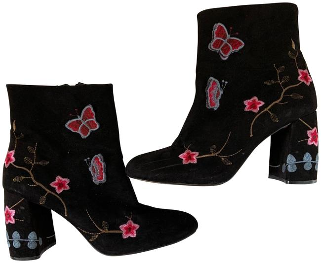 Item - Black The Lilly Boots/Booties Size US 9.5 Regular (M, B)