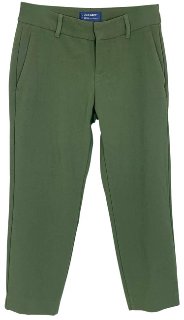 Item - Green XS Soft Harper I Think Olive Ankle 0 Extra Small Pants Size 0 (XS, 25)