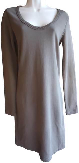 Item - Grey Standard By Mid-length Short Casual Dress Size 2 (XS)