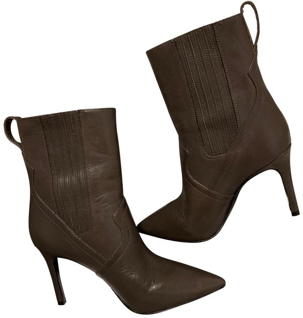 AllSaints Brown Boots/Booties Size US 5 Narrow (Aa, N) AllSaints Brown Boots/Booties Size US 5 Narrow (Aa, N) Image 1