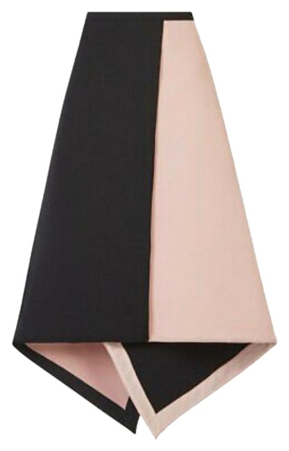 Item - Pink/Black Runway Idris Skirt Size 4 (S, 27)