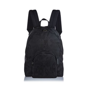 Alexander McQueen 9daqbp001 Vintage Fabric Backpack