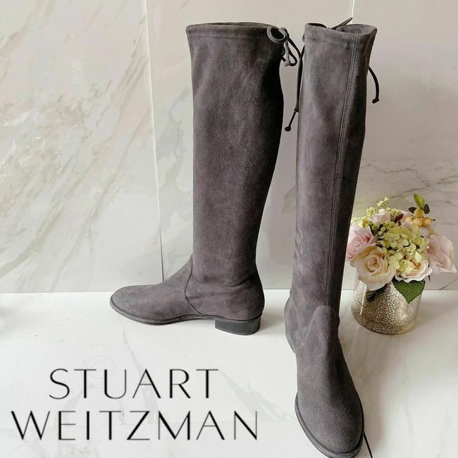 Item - Gray Kneezie Boots/Booties Size US 8.5 Regular (M, B)