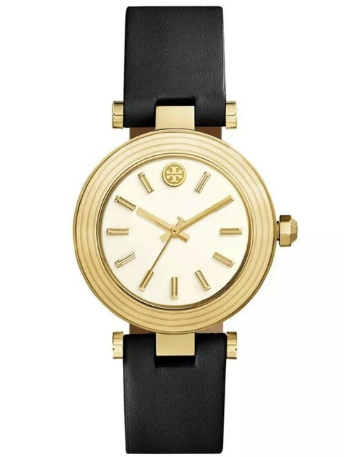 Item - Gold T Women's Classic-t Leather Strap 36mm Watch