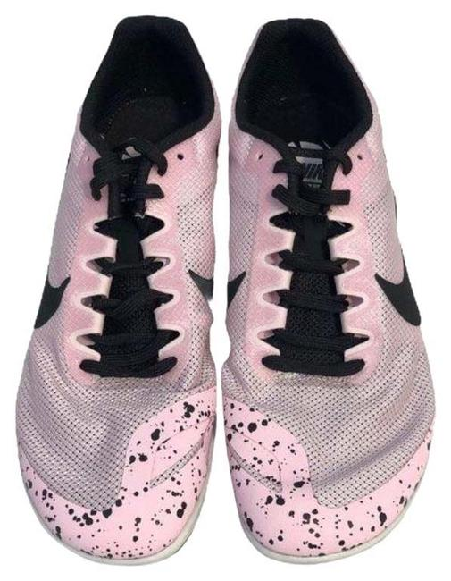 Item - Pink Black Zoom Rival Distance Sneakers Size US 10 Regular (M, B)