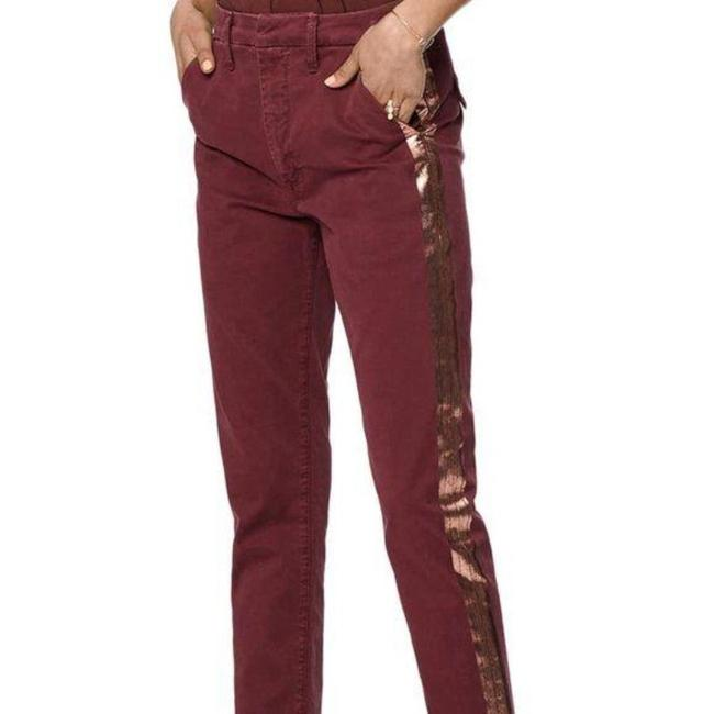 Item - Red Gold The Shaker Prep High Waist Crop Chinos Capri/Cropped Jeans Size 26 (2, XS)