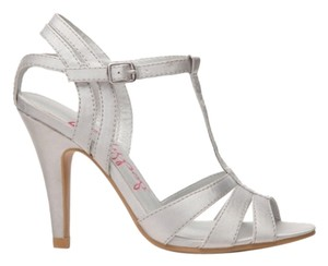 Jellypop Silver Sandals