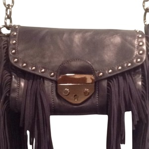 Wilson Fringed leather Shoulder Bag