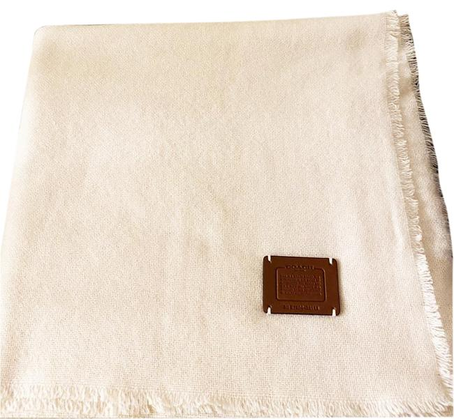 Item - White Women's Signature Cashmere Scarf/Wrap