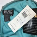 basix black label Turquoise Sequined Tiered Tulle Gown Long Formal Dress Size 6 (S) basix black label Turquoise Sequined Tiered Tulle Gown Long Formal Dress Size 6 (S) Image 3