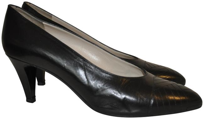 Item - Black Pumps Size EU 39 (Approx. US 9) Regular (M, B)