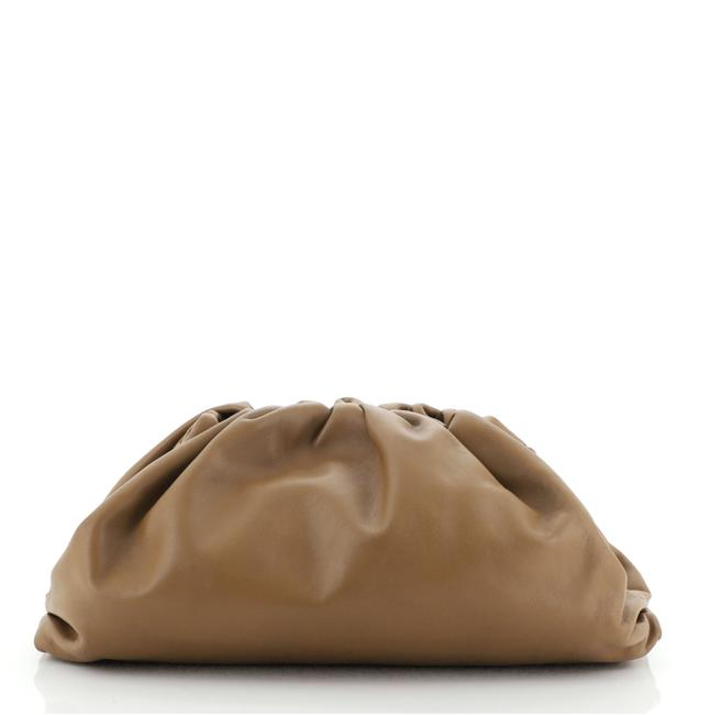 Item - The Pouch Large Brown Leather Clutch