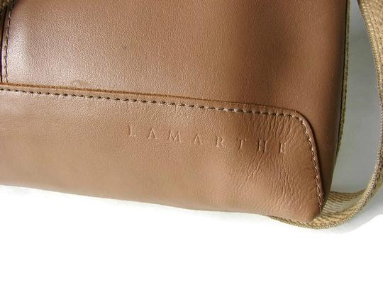 Lamarthe Leather Cross Body Bag