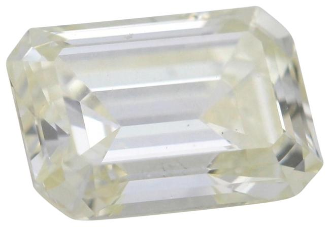 Item - Yellow Emerald Loose Diamond 0.79 Ct Natural Vvs2 Igl C18000015