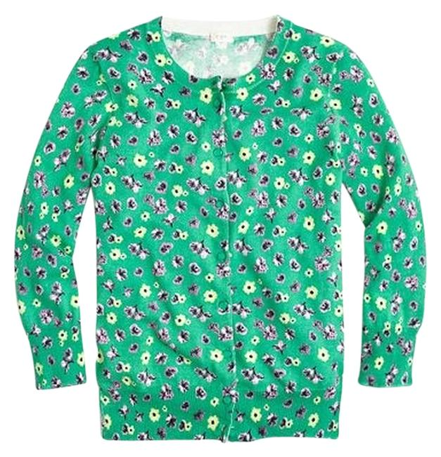 Preload https://item3.tradesy.com/images/jcrew-green-clare-retro-floral-cardigan-size-4-s-2838112-0-0.jpg?width=400&height=650