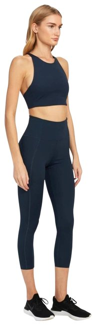 Item - Blue Compressive Small Activewear Bottoms Size 4 (S, 27)