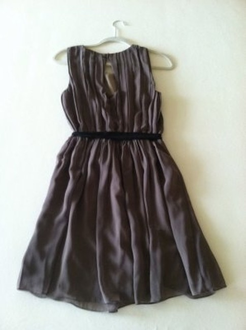 Ark & Co. short dress Brown on Tradesy